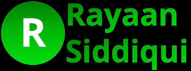 Rayaan Siddiqui